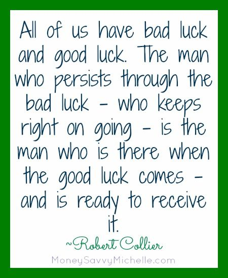 Luck Quotes: Best 20+ Bad Luck Quotes Ideas On Pinterest