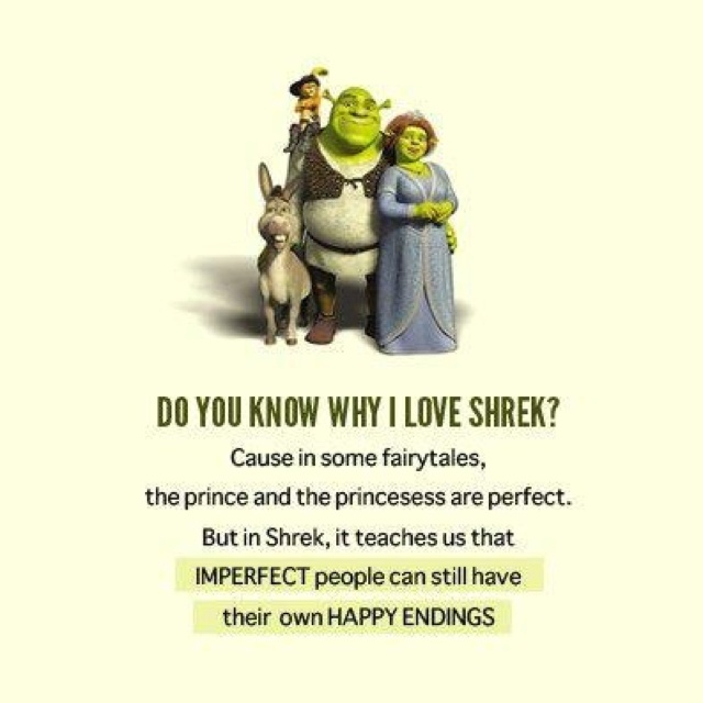 Best Shrek Quotes: 8 Best I'm A Shrekie! Images On Pinterest