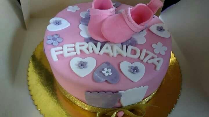 Torta baby shower #torta #baby #shower