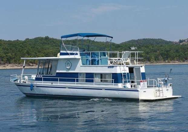 1971 River Queen Houseboat For Sale By Owner Classyboats Com