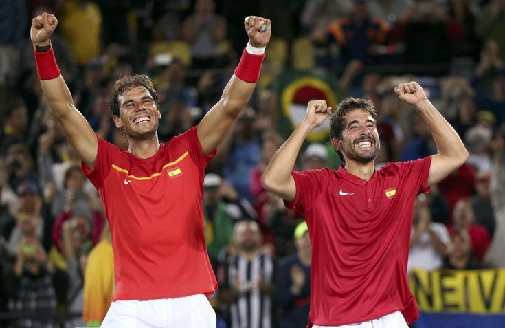 Spain won their third gold medal of the Olympics as Rafael Nadal and Marc Lopez took the Men's Tennis Doubles title on Friday evening.