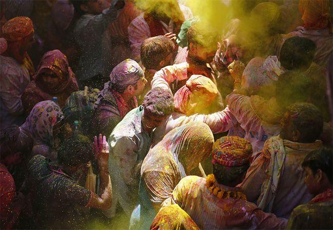 "348 ""Lathmar Holi"" – Festival of Colours"