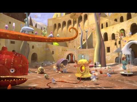 Shaun Tan's The Lost Thing: From book to film Trailer - YouTube
