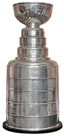 The Stanley Cup. 82 games, 16 playoff wins. The toughest trophy to get in any sport.