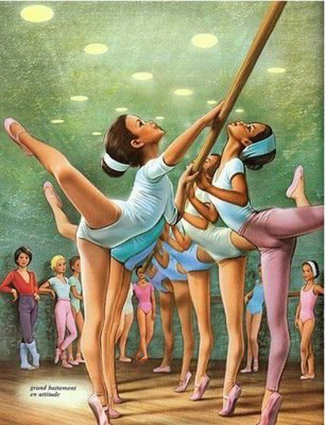 martine ballet