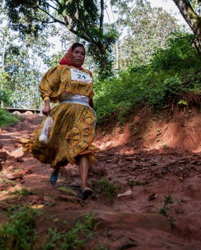 Running with Tarahumara Women