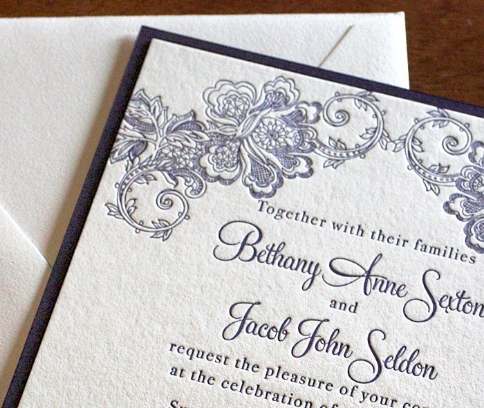 126 best B&W Invitations images on Pinterest