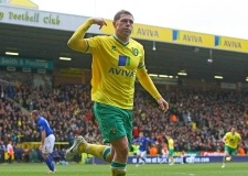 Grant Holt, a fine footballer and an even finer example of a man. On the day he leaves Norwich City FC, I will cry.