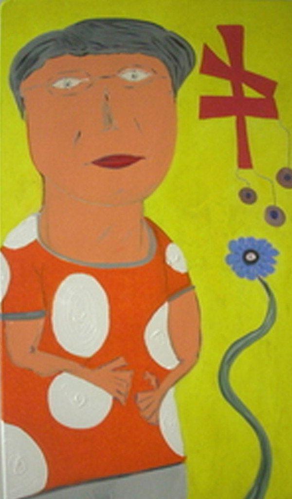 Mom by PaintingsbyKuchera on Etsy