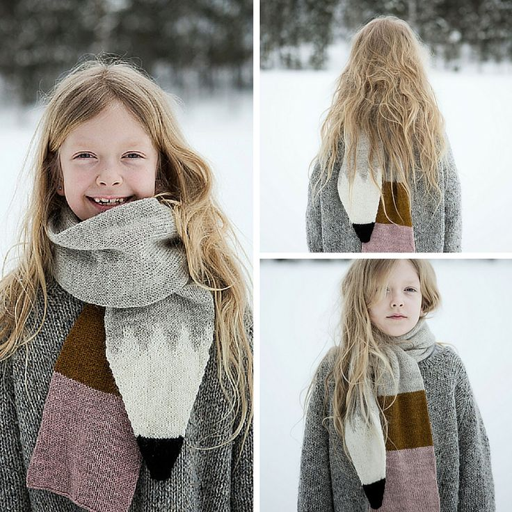Knitting pattern Le crayon by Jonna Hietalla