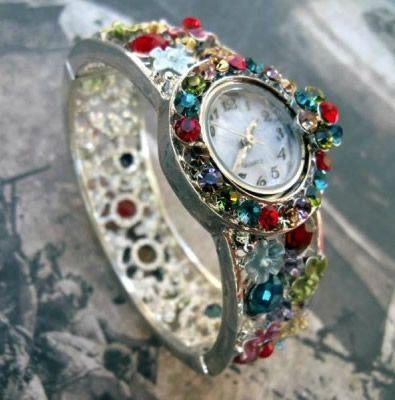 montre bijou lolita