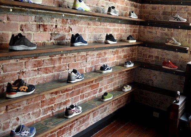 Perth Basketball Shoe Shops