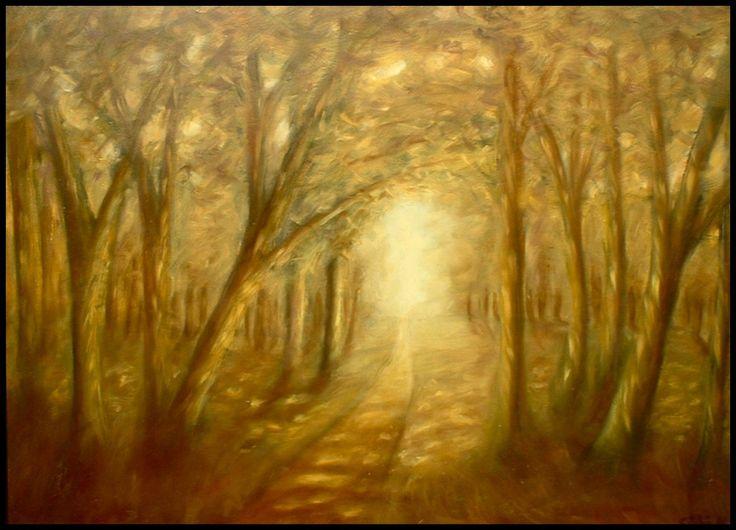 The Discovered Path by Angela Sütő