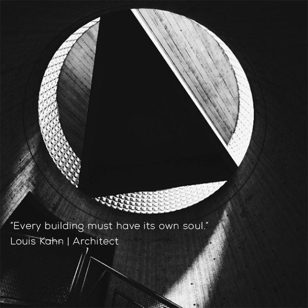 Louis Kahn | Architect Quote