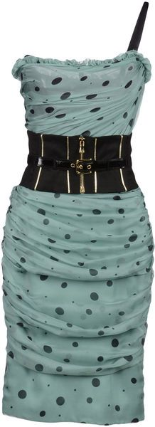 D & G Short Dress