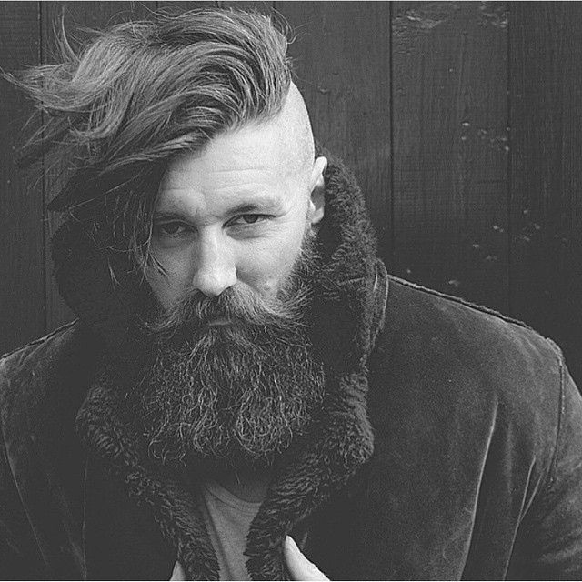 Best Beard Designs Ideas On Pinterest Beard Barber Near Me - Mr incredibeard really coolest beard ever seen