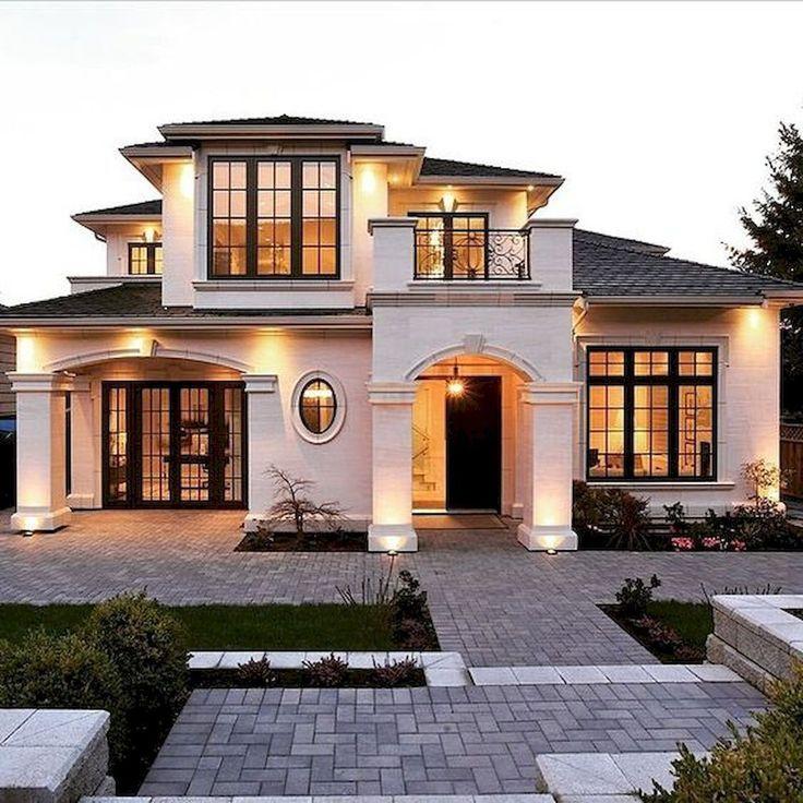 60 Most Popular Modern Dream House Exterior Design Ideas 22 House Designs Exterior Architecture House Modern House Design