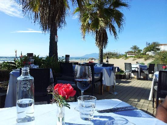 The Beach House Restaurant - Marbella