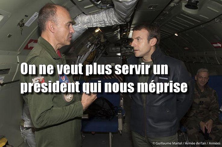 Que pensez-vous du fait que 62% des militaires Français envisagent de quitter l'armée nationale ?