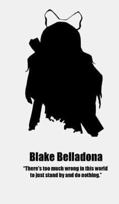 RWBY Blake