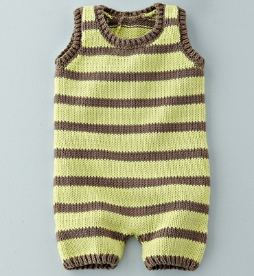 Adorable Phildar knits for babies.