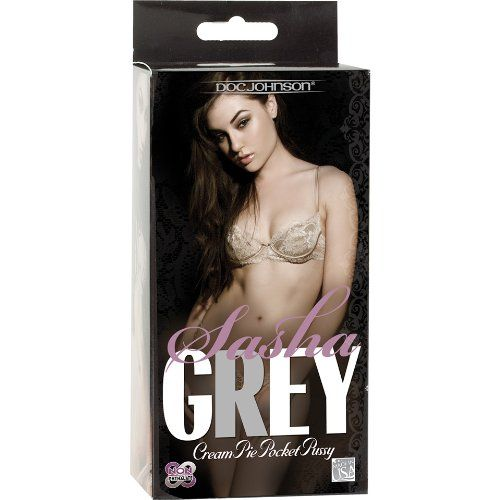 USA Wholesaler - 10833266 - Sasha Grey Ur3 Cream Pie Pocket P |   List Price: $44.00 Discount: $30.30 Sale Price: $13.70