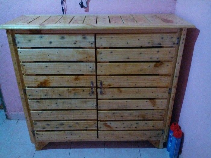 Kitchen Cabinets Made From Pallets 18 best images about wood pallets on pinterest | crafts, pallet
