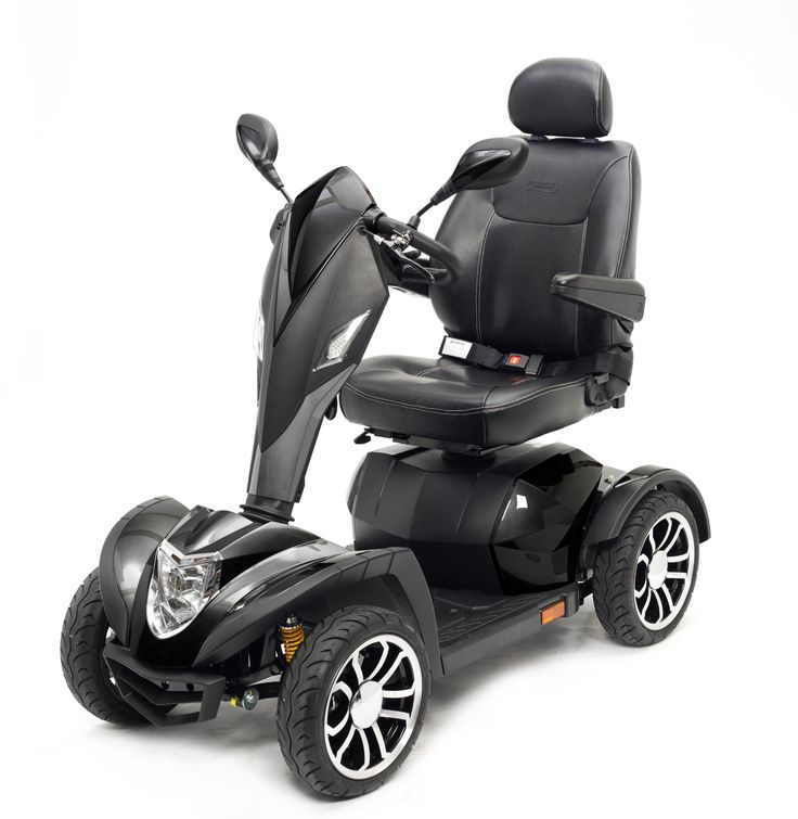 Cobra Gt4 Heavy Duty Power Mobility Scooter Vehicles