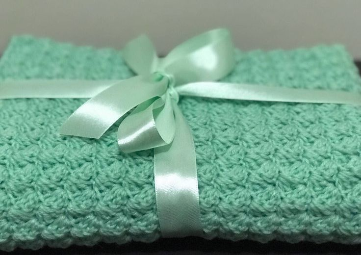 A personal favourite from my Etsy shop https://www.etsy.com/au/listing/554925870/baby-blanket-crochet-pram-baby-blanket