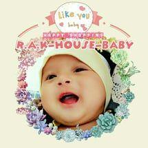 Belanja online aman dan nyaman dari R.A.K Baby Shop - Fashion Baby & Kids