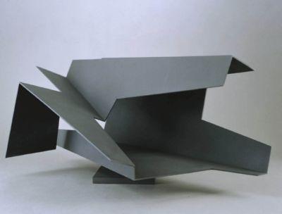Jorge Oteiza /// Construcción Vacía B 1958