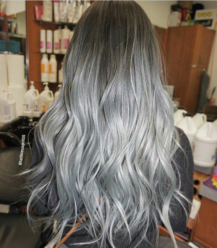 Pin By Darlene Eldridge On Gray Hair Pinterest Hair