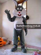 kostum-bugs-bunny-characters-badut