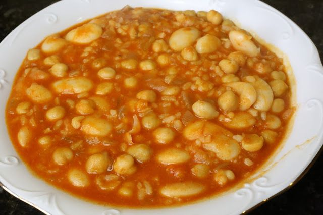 12 best recetas de potajes images on pinterest kitchens for Cocina mediterranea