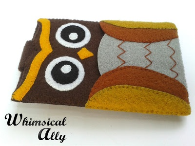 Athena Owl from Whimsical Ally
