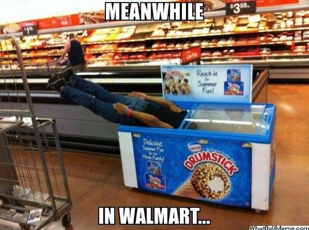 Meanwhile at Walmart (18 Pics)