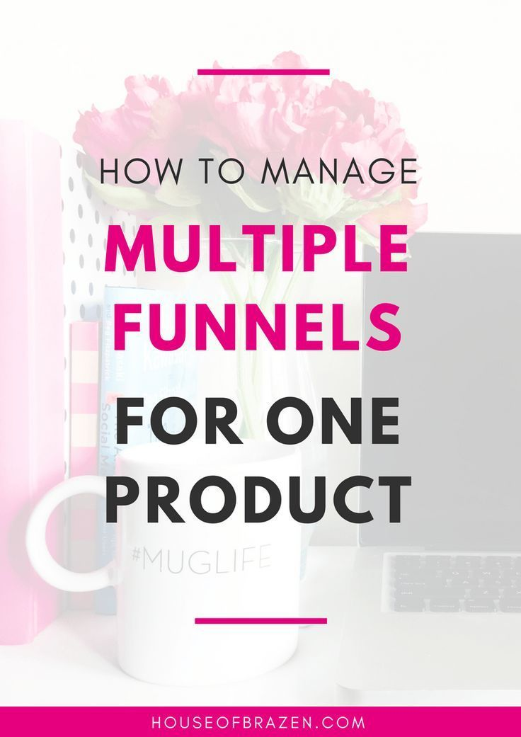 How to Manage Multiple Sales Funnels for One Product Blog +