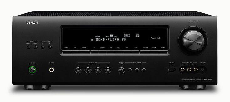 Denon Avr-1912 220-240 Volts 50 Hertz #Audio #Video #Receiver (Price: $499.99).