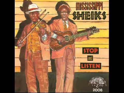 ▶ I've Got Blood In My Eyes For You - Mississippi Sheiks - YouTube
