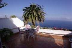 Ferienwohnung La Palmita: Appartment Traumblick La Palmita Teneriffa Nord