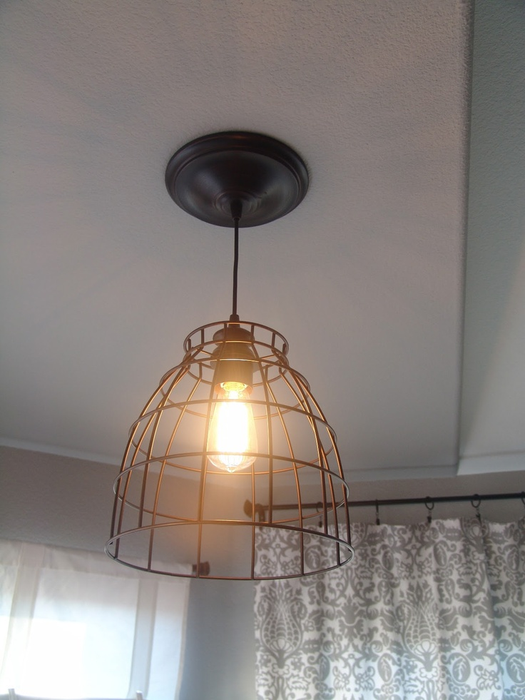 instant pendant easily changes recessed lights to a more Contemporary Dining Room Lighting apartment dining room lighting ideas