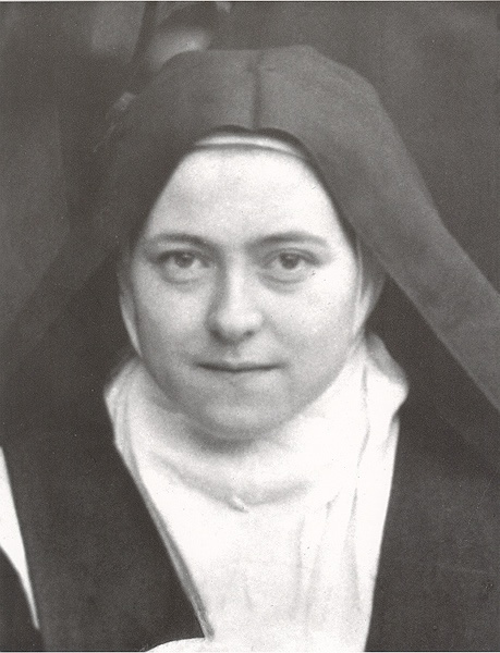 A favourite photo of St Therese