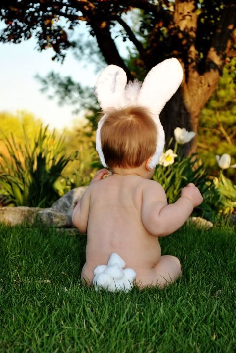 <3 my little Easter bunny!