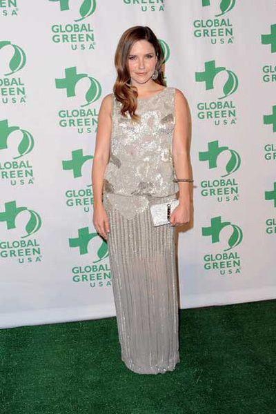 Sophia Bush, Maggie Grace at Global Green Pre-Oscar bash