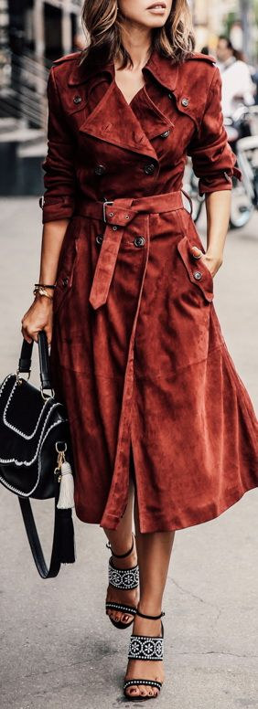 #NYFW Outfits by VivaLuxury