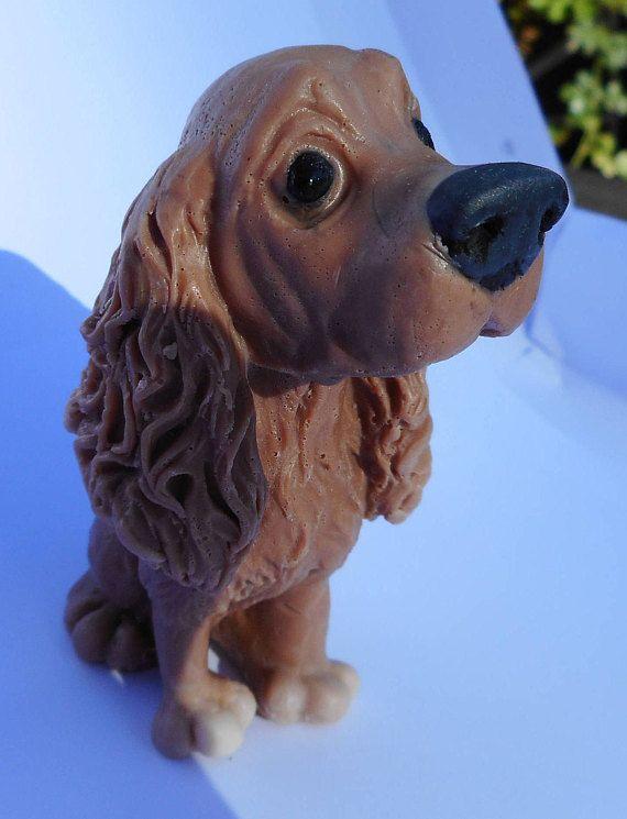 Cocker Spaniel  Soap dog Soap gift Novelty soap Dog gift