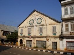 Colonial building, Thakhek                                                                                                                                                                                 More