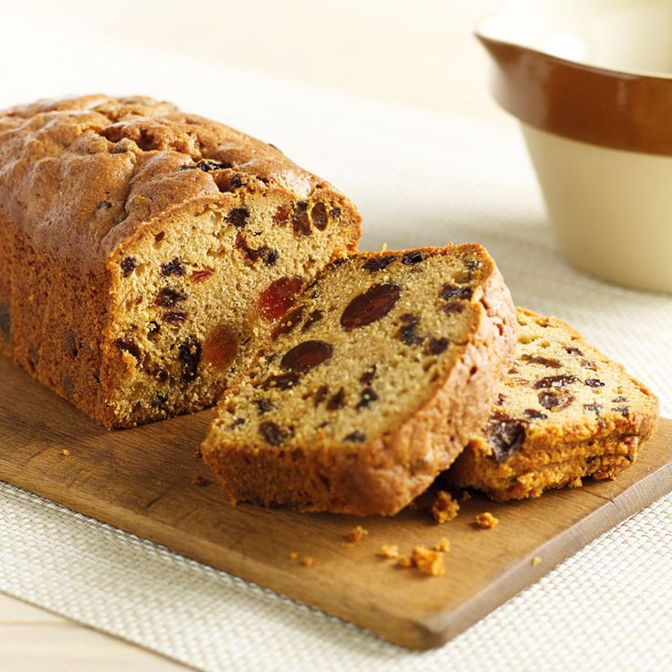 Yorkshire Tea Loaf | £4.25 | A deliciously moist fruited tea loaf, steeped in Yorkshire Tea.