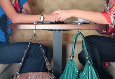 вешалка для сумки - Google Search