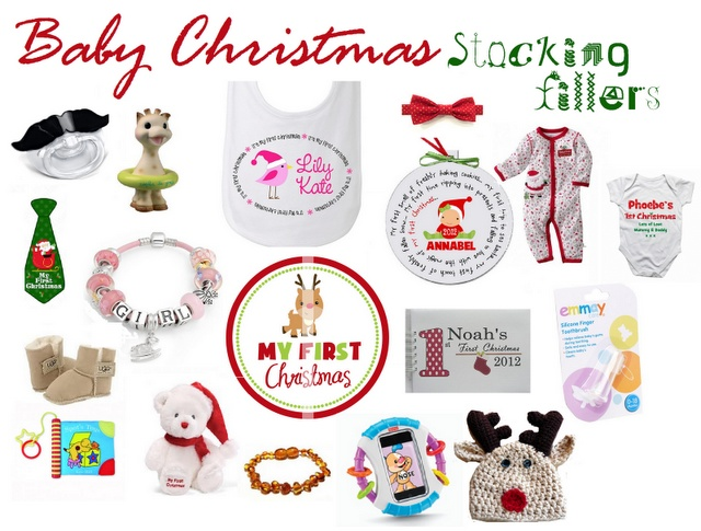 Baby Christmas Stocking Fillers